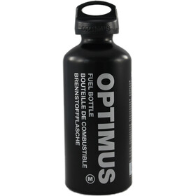 Optimus Fuel Bottle M 0,6l with Child-Safe Cap black